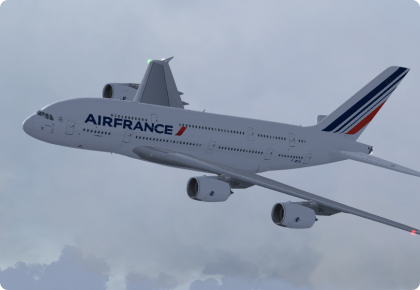 Airbus A380 by Project Airbus | Flight Simulator Aircraft